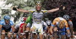Cavendish sprint
