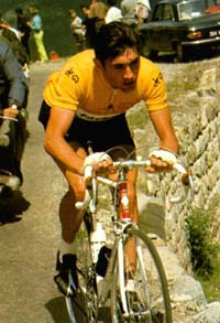 Eddy-merckx maillot jaune