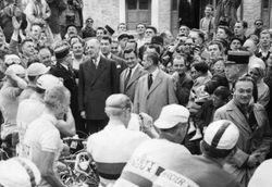 De Gaulle Tour de France