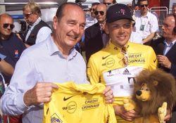 Chirac Tour de France