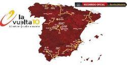 Vuelta 2010 parcours