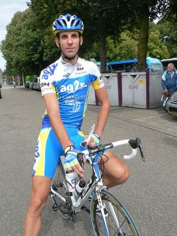 Laurent Mangel paris-nice