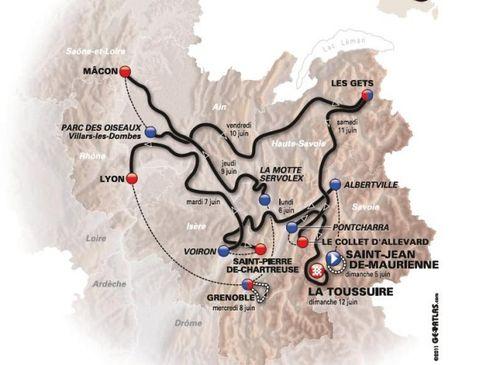 La-parcours-du-prochain-criterium-du-dauphine-libere-2011