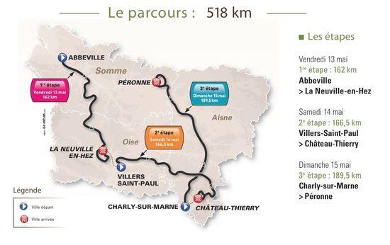 Tour de picardie 2011