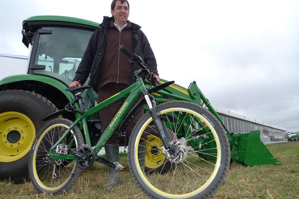 Outarville vélo